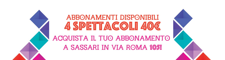 abbonamenti in esclusiva in via roma 105